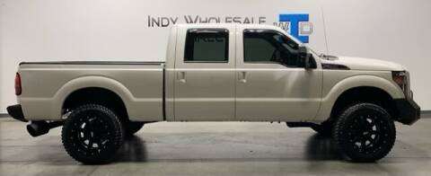 2015 Ford F-250 Super Duty for sale at Indy Wholesale Direct in Carmel IN