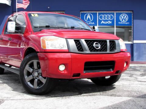 2012 Nissan Titan for sale at Orlando Auto Connect in Orlando FL