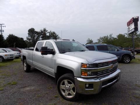 2015 Chevrolet Silverado 2500HD for sale at PERUVIAN MOTORS SALES in Warrenton VA