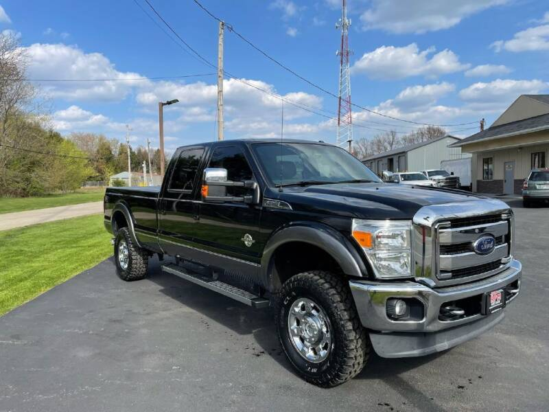 2014 Ford F-350 Super Duty for sale at RPM Auto Sales in Mogadore OH