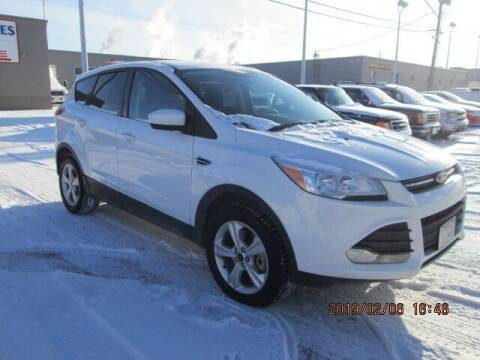 2014 Ford Escape for sale at Auto Acres in Billings MT