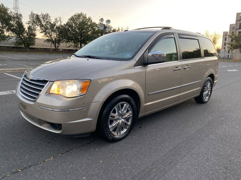 2009 Chrysler Town and Country for sale at Bluesky Auto in Bound Brook NJ