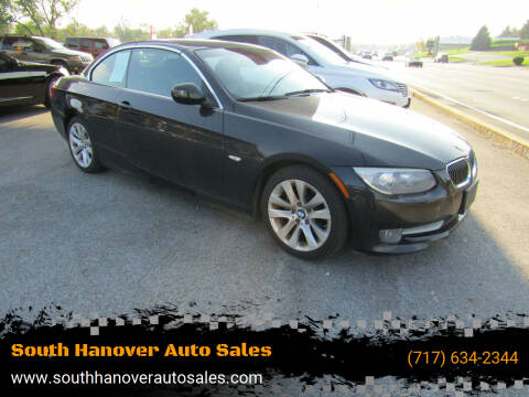 2011 BMW 3 Series for sale at South Hanover Auto Sales in Hanover PA