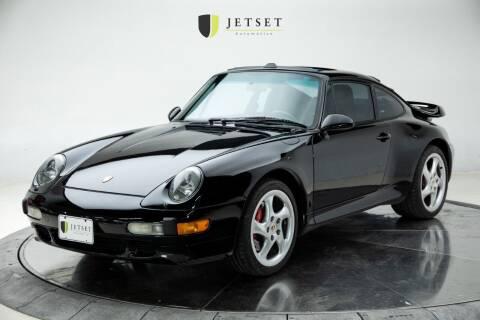 1996 Porsche 911 for sale at Jetset Automotive in Cedar Rapids IA