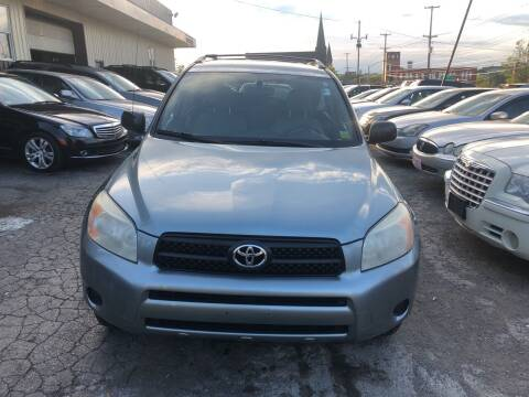 2007 Toyota RAV4 for sale at Six Brothers Auto Sales in Youngstown OH