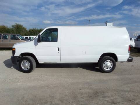 2010 Ford E-Series Cargo for sale at AUTO FLEET REMARKETING, INC. in Van Alstyne TX