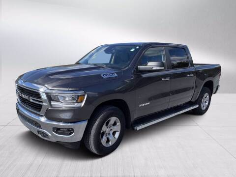 2019 RAM Ram Pickup 1500 for sale at Fitzgerald Cadillac & Chevrolet in Frederick MD