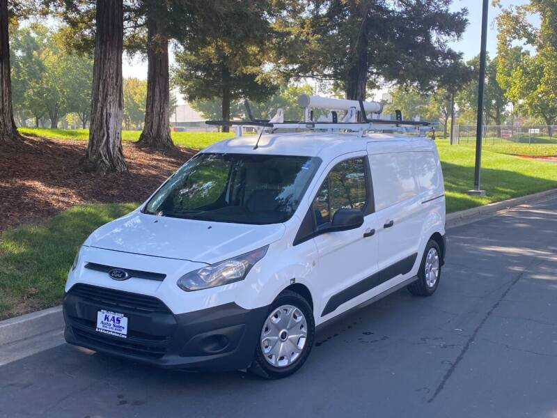 2014 Ford Transit Connect Cargo for sale at KAS Auto Sales in Sacramento CA
