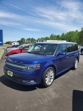 2014 Ford Flex for sale at Jeff's Sales & Service in Presque Isle ME