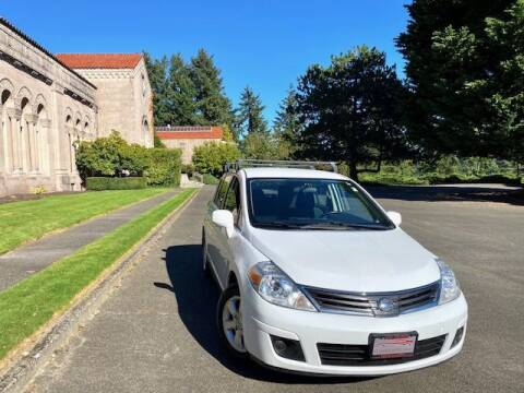 2012 Nissan Versa for sale at EZ Deals Auto in Seattle WA
