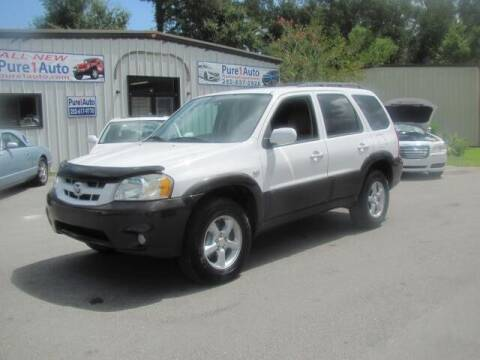 2006 Mazda Tribute for sale at Pure 1 Auto in New Bern NC
