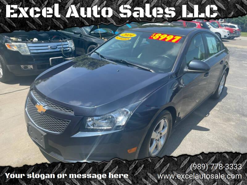 2014 Chevrolet Cruze for sale at Excel Auto Sales LLC in Kawkawlin MI