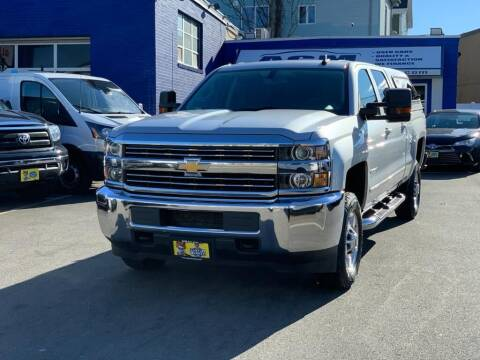 2017 Chevrolet Silverado 2500HD for sale at AGM AUTO SALES in Malden MA