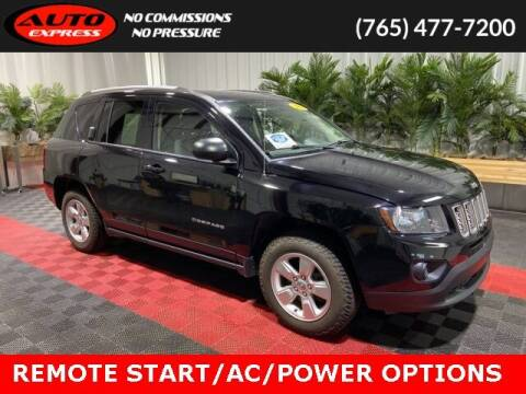 2015 Jeep Compass for sale at Auto Express in Lafayette IN