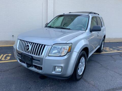 2009 Mercury Mariner for sale at Carland Auto Sales INC. in Portsmouth VA