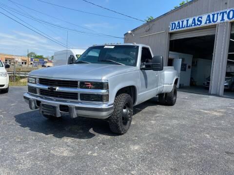 1997 Chevrolet C/K 3500 Series for sale at Dallas Auto Drive in Dallas TX