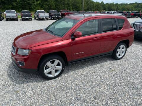 2014 Jeep Compass for sale at Billy Ballew Motorsports in Dawsonville GA