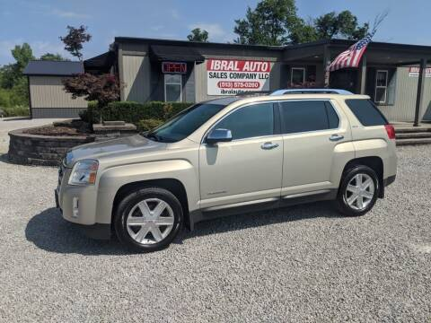2011 GMC Terrain for sale at Ibral Auto in Milford OH
