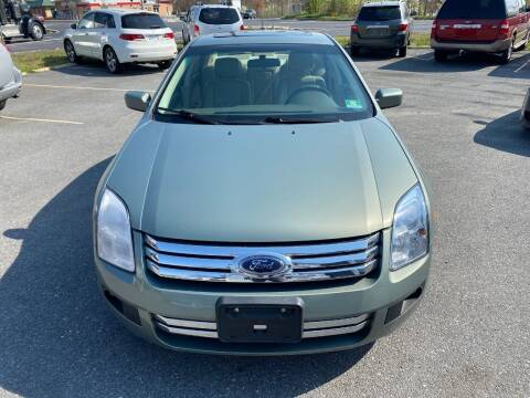 2008 Ford Fusion for sale at Fuentes Brothers Auto Sales in Jessup MD