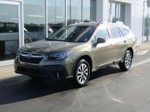 2021 Subaru Outback for sale at Brunswick Auto Mart in Brunswick OH