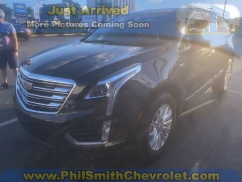 2018 Cadillac XT5 for sale at PHIL SMITH AUTOMOTIVE GROUP - Phil Smith Chevrolet in Lauderhill FL