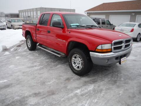 2001 Dodge Dakota for sale at Car Corner in Sioux Falls SD