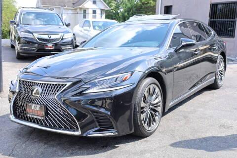2018 Lexus LS 500 for sale at H & H Motors 2 LLC in Baltimore MD