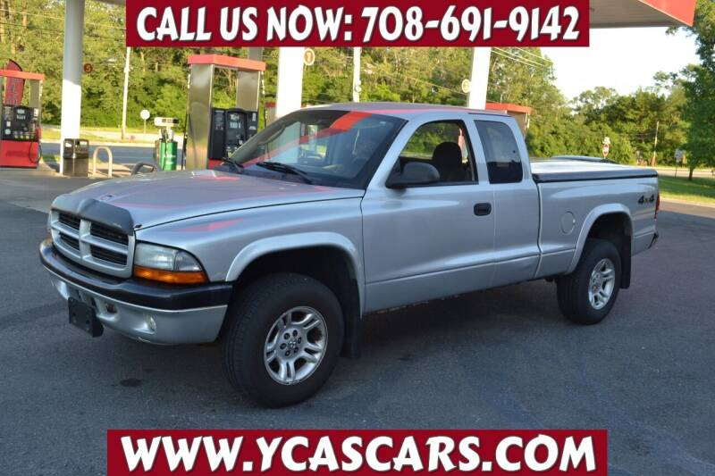 2003 Dodge Dakota for sale at Your Choice Autos - Crestwood in Crestwood IL