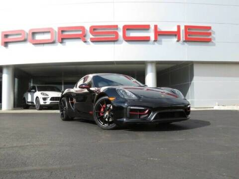 2016 Porsche Cayman for sale at Napleton Autowerks in Springfield MO