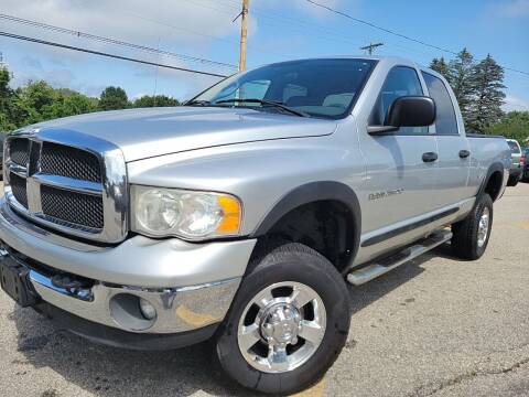 2005 Dodge Ram Pickup 2500 for sale at J's Auto Exchange in Derry NH