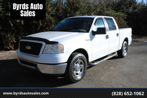 2006 Ford F-150 for sale at Byrds Auto Sales in Marion NC