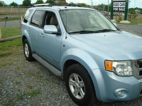 2008 Ford Escape Hybrid for sale at Branch Avenue Auto Auction in Clinton MD