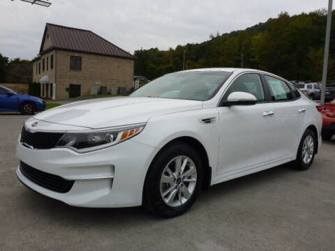 2018 Kia Optima for sale at RUSTY WALLACE KIA OF KNOXVILLE in Knoxville TN