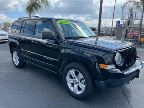 2014 Jeep Patriot for sale at Esquivel Auto Depot in Rialto CA