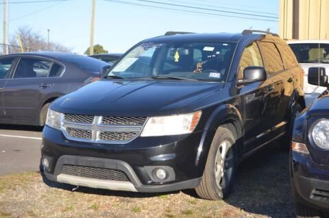 2012 Dodge Journey for sale at Georgia Import Auto in Alpharetta GA