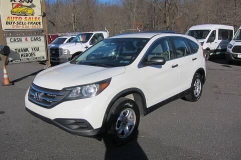 2014 Honda CR-V for sale at K & R Auto Sales,Inc in Quakertown PA