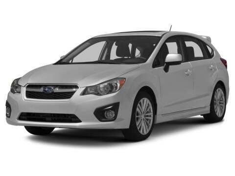 2012 Subaru Impreza for sale at Bill Gatton Used Cars - BILL GATTON ACURA MAZDA in Johnson City TN