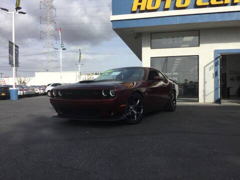 2019 Dodge Challenger for sale at Lucas Auto Center in South Gate CA