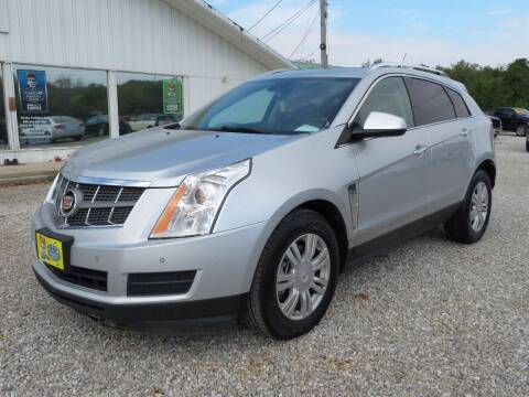 2010 Cadillac SRX for sale at Low Cost Cars in Circleville OH