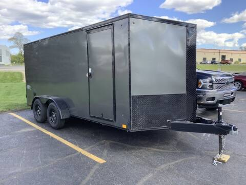 2022 Look Trailers Element 7 X 16