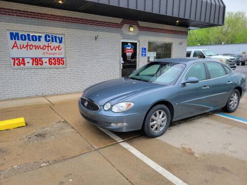 2007 Buick LaCrosse for sale at Motor City Automotive of Michigan in Flat Rock MI