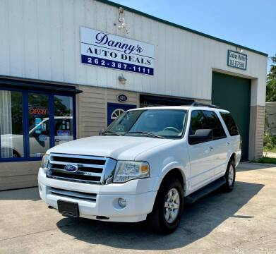 2010 Ford Expedition for sale at Danny's Auto Deals in Grafton WI