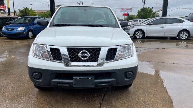 2016 Nissan Frontier for sale at Auto Limits in Irving TX