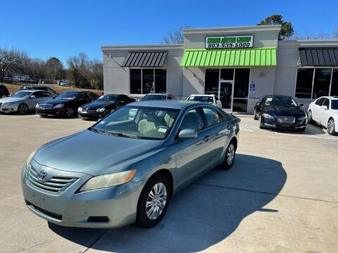 2007 Toyota Camry for sale at Cross Motor Group in Rock Hill SC