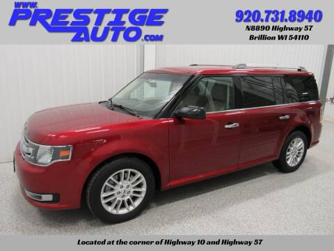 2015 Ford Flex for sale at Prestige Auto Sales in Brillion WI