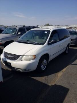 2003 Chrysler Town and Country for sale at Main Street Motors in Rapid City SD