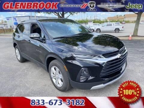 2020 Chevrolet Blazer for sale at Glenbrook Dodge Chrysler Jeep Ram and Fiat in Fort Wayne IN