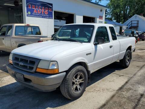 2000 Ford Ranger for sale at Ericson Auto in Ankeny IA