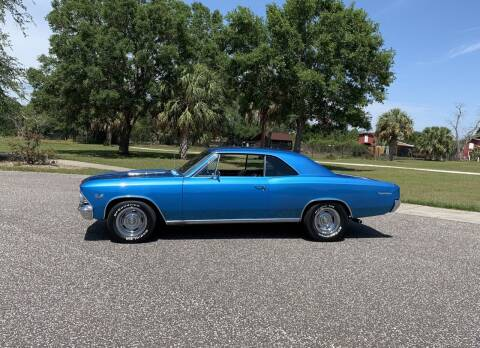 1966 Chevrolet Chevelle for sale at P J'S AUTO WORLD-CLASSICS in Clearwater FL