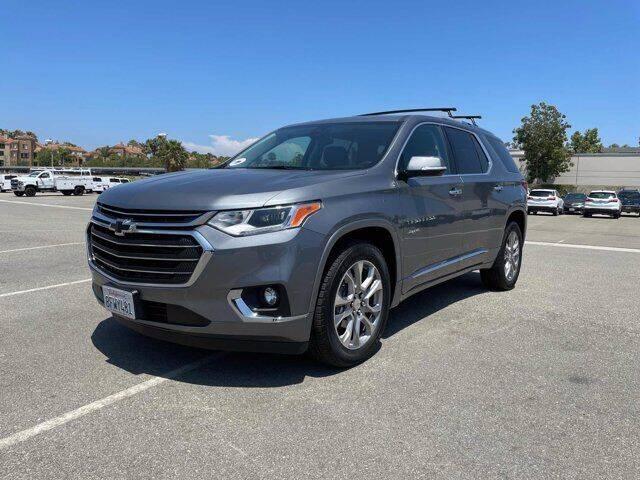 2018 Chevrolet Traverse for sale in Costa Mesa, CA